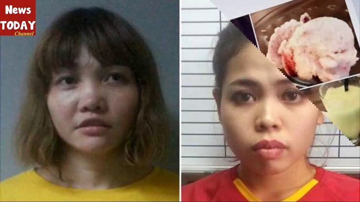 kim jong nam death | Two women to face murder charges | Today news