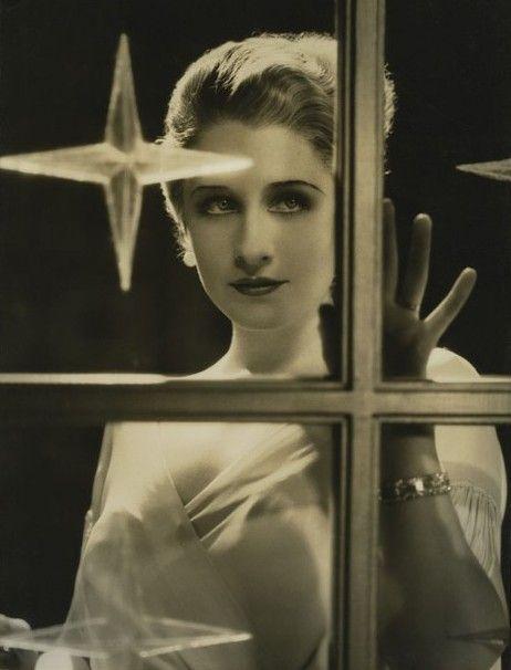 Ретро-актрисы. Рождественские фотографии.Норма Ширер / Norma Shearer