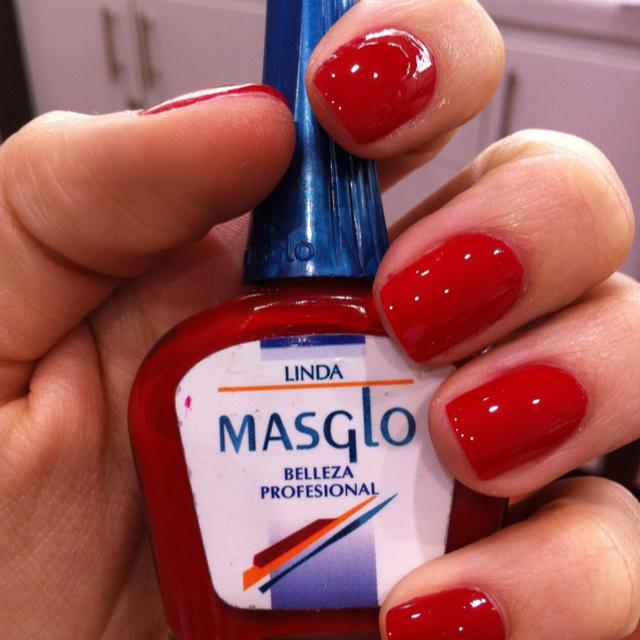 Linda con Masglo