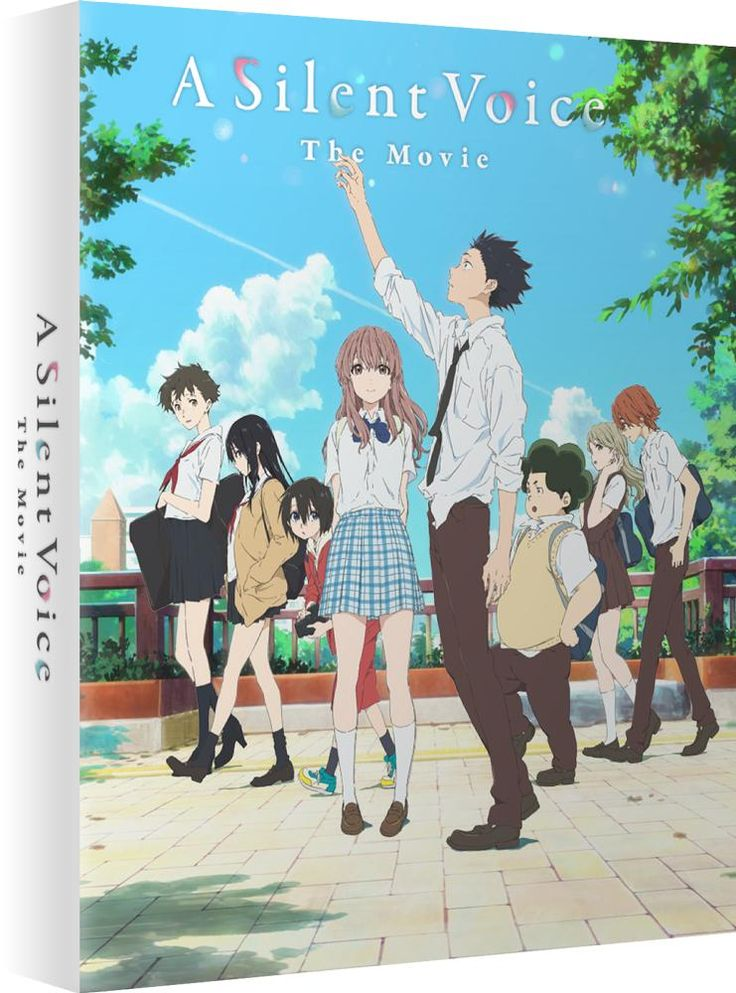 Anime Ltd. A Silent Voice Collector's Edition Koe