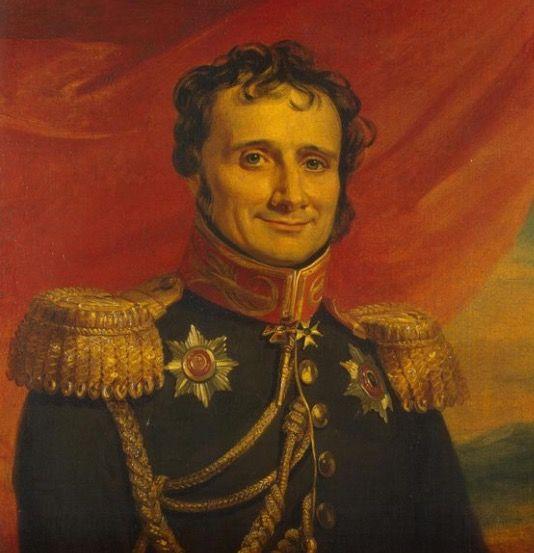 Jomini, generale svizzero al servizio della Francia e successivamente della Russia