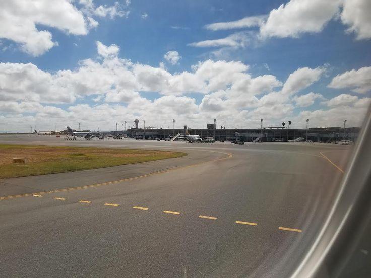 "Name that airport …(Photo: Name that airport …)    UPDATE: The photo in this week's ""name that airport"" post is of theJomo Kenyatta International Airport that serves Kenya's capital city of Nairobi.  Unfortunately, I am not declaring a winner this week... http://usa.swengen.com/name-that-airport-nairobi-kenya/"