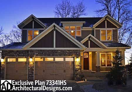 Plan 73341hs craftsman bungalow with optional finished for Craftsman house plans with basement