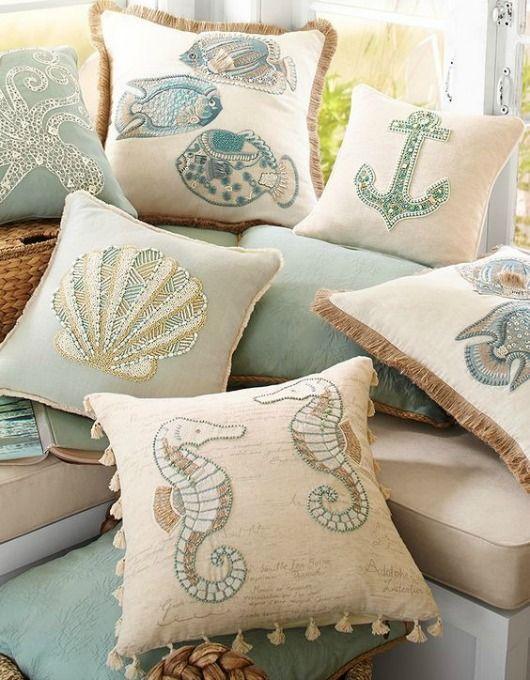 Coastal Pillow Sale at Pier 1 from $15.96... http://www.completely-coastal.com/p/coastal-sale-island.html