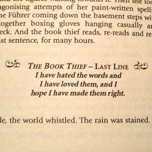 the book thief critical analysis