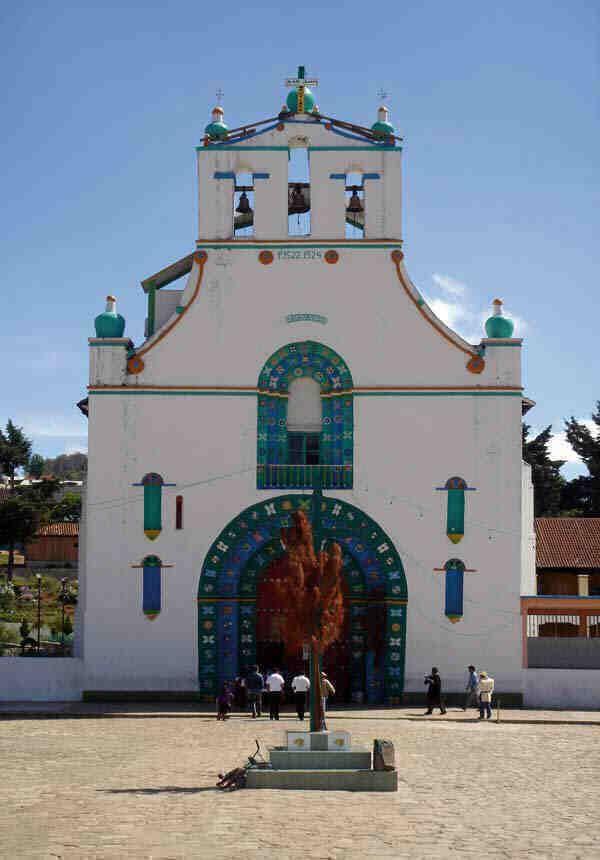 San Juan Chamula, Chiapas, México