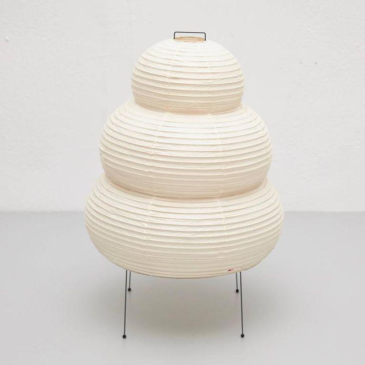 Isamu Noguchi 24n Lamp 2