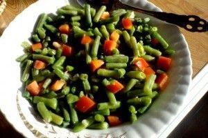 Salata de fasole verde dupa reteta australiana - Culinar.ro