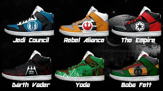 Toddler Boys/' Star Wars Rebels Light Up Sneakers Black