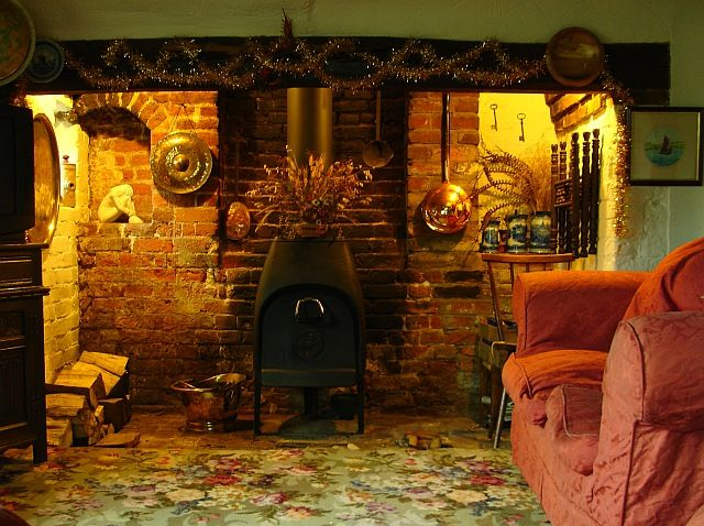 16 Best Images About Inglenook Fireplaces On Pinterest