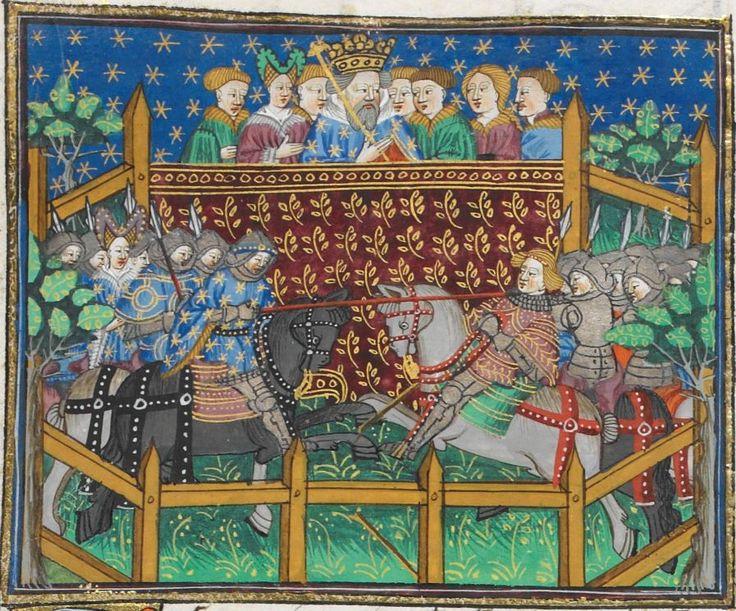 Poems and Romances (the 'Talbot Shrewsbury book') 1444-1445 Royal MS 15 E VI Folio 220v