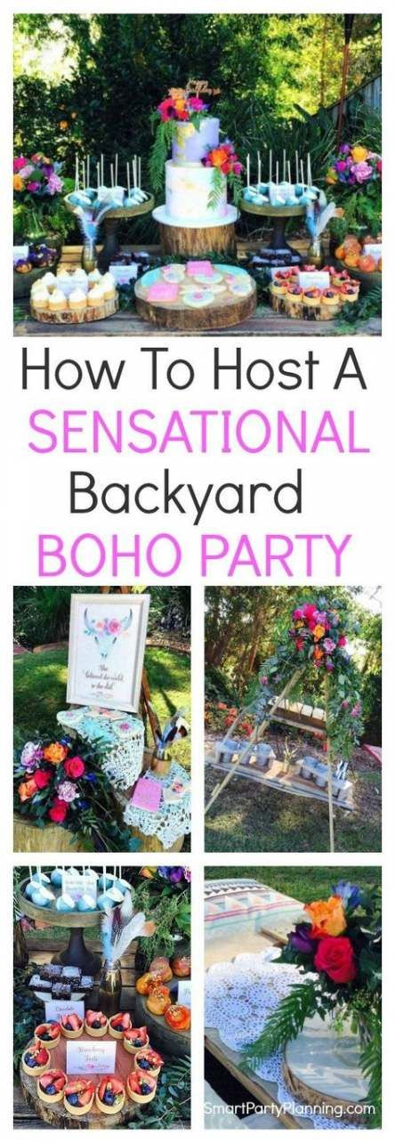 Backyard Party-Ideen für Erwachsene Herbst 15+ Trendy Ideas