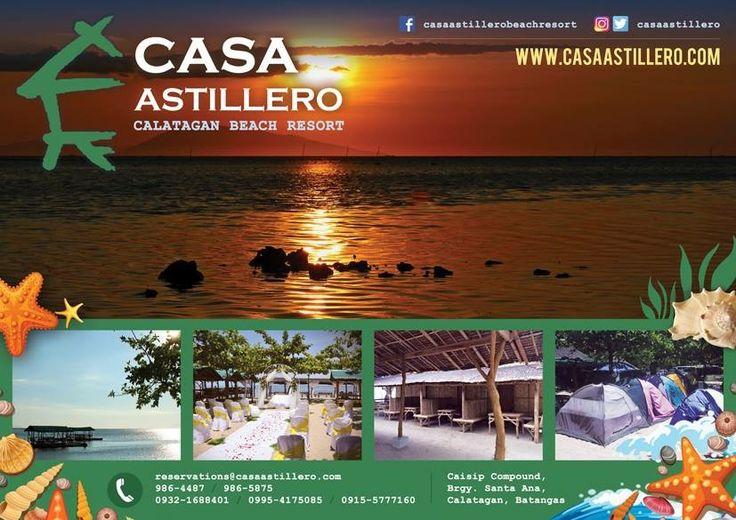 Magazine print ads create for Casa Astillero Calatagan Resort. #creative #webdesigner #webdeveloper #graphicsdesigner   Click here for more information http://cjmadolara.com/portfolio_details.php?projid=161&rowctr=1