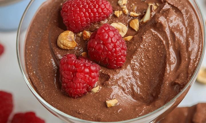 Sunn sjokoladekrem med cottage cheese | EXTRA -