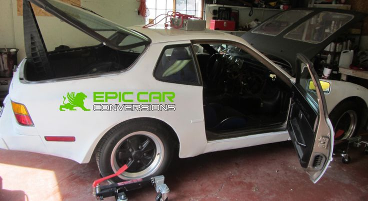 16 Best Epic Car Conversions (Electric Cars) Images On