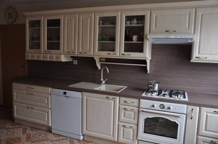 Poradca: pani Gajdošová - kuchyňa Katy