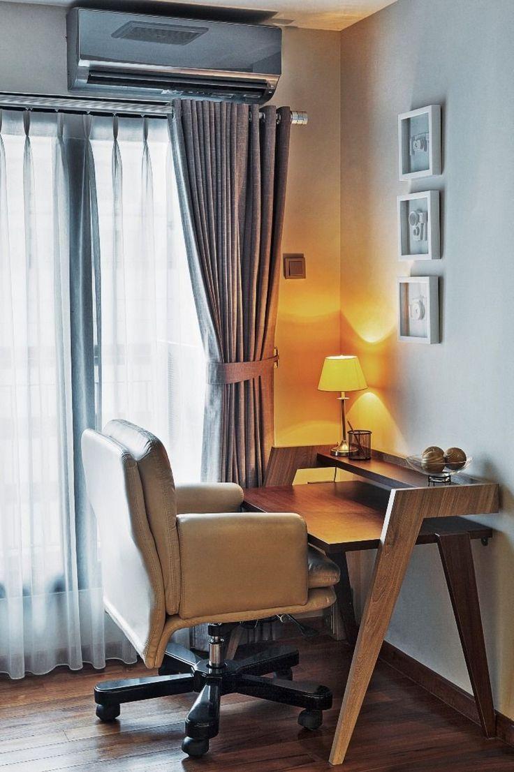 Modern Home Office TAMAN SARI SEMANGGI STUDIO