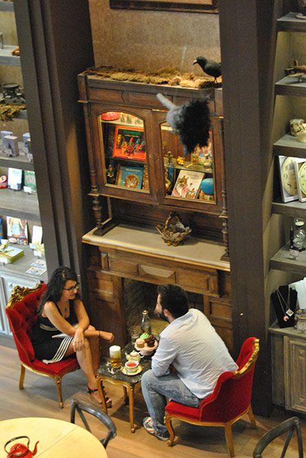 #Athens #Stories | Cap Cap, Tea, cupcakes, salty tasty bites, Panormou str, #Egaleo