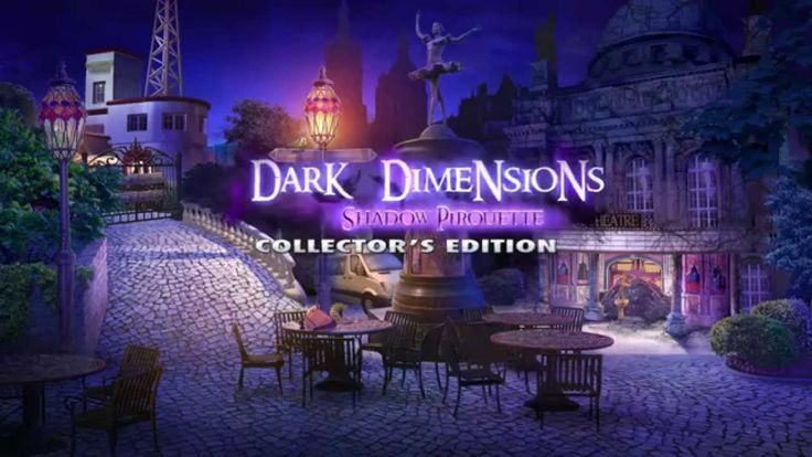 Final version of Dark Dimensions 6: Shadow Pirouette Collector's Edition is published! Download it for PC: http://wholovegames.com/hidden-object/dark-dimensions-6-shadow-pirouette-collectors-edition.html Shadows came from the ancient theatre and overrun the town of Everton, hunting after your friend Ashley! The arts-loving town of Everton has been overrun by sentient shadows. Race to escape before you're trapped in the darkness forever!