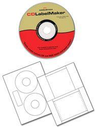 CD Label Software H-1070 - Uline