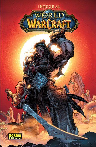 Vive la gran saga de los cómics de World of Warcraft en este espectacular volumen que te llevará a espectaculares y peligrosos lugares de Azeroth acompañado de valientes guerreros de todas las clases y razas. Descubre al rey que ha olvidado quién es realmente y que deberá luchar para Rehgar en La masacre. Y lucha junto a ... http://www.laespadaenlatinta.com/2015/09/world-of-warcraft-integral-comic-norma-editorial.html…