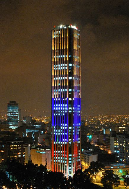 Colpatria Tower/ Bogotá Colombia