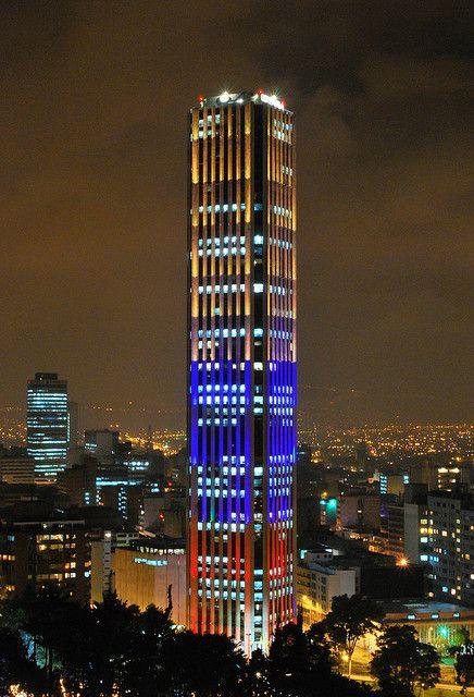 La Torre Colpatria, un lugar donde podrás ver la ciudad de Bogotá Colombia, de una manera única.
