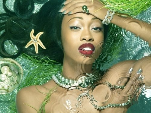 America's Next Top Model Cycle 15 Majestic Mermaids Photoshoot - americas-next-top-model Photo