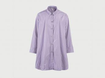 Oversize Bluse Flieder