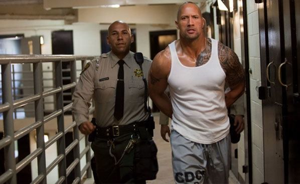 THE ROCK ARRESTED?</span><br>RELEASED THE NEXT DAY WITHOUT CHARGES!