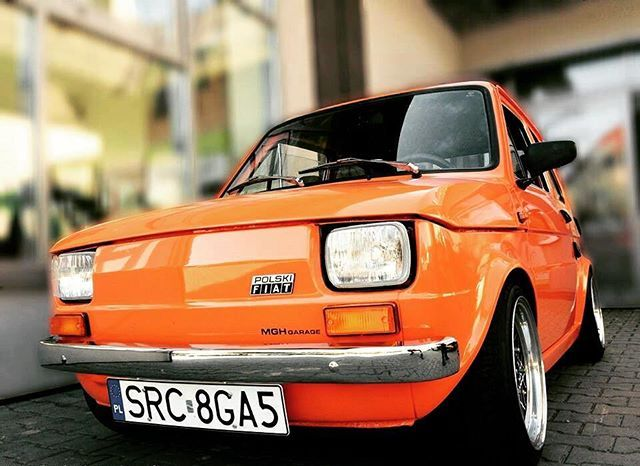 #fiat126 #fiat #126 #fiat126p #126bis #fiat126bis #maluch #fiat500 #500 #fiat600 #oldtimer #fiat127 #fiat133 #fiat147 #fiat695 #racecar #classiccar #vintage #vintagecar #fiatforum #abarth #fiatabarth500 #streetcar #becauseracecar #polskifiat #polskifiat126p #polski #fiatx19 #fiat128