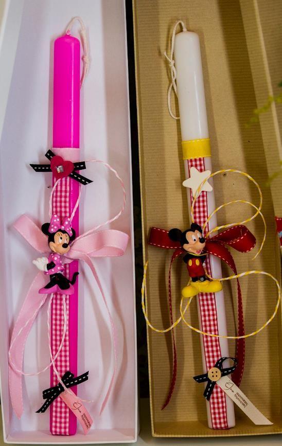 Velas decoradas , facil para recuerdos