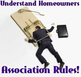 When Buying a Condo or Planned Community Make Sure You Understand How to Deal With Homeowners Association Rules: http://www.maxrealestateexposure.com/tips-for-dealing-with-a-homeowners-association/ #realestate