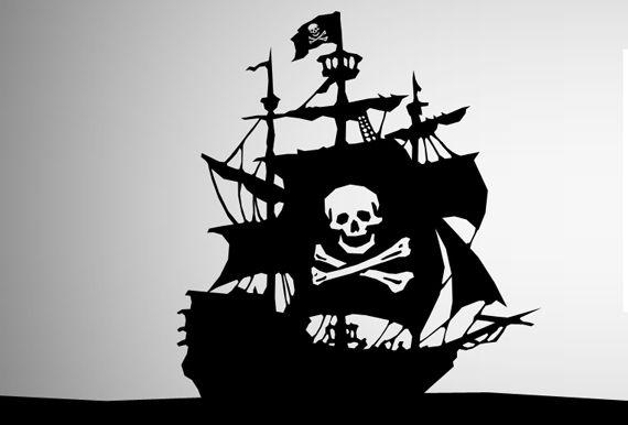 pirate   The Pirate Bay : les condamnations à la prison confirmées en appel