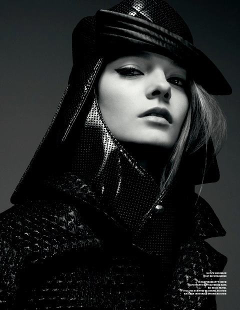 Nimue Smit in ALTEWAISAOME!   By Kai Z Feng and Tom Van Dorpe   In Latest Issue of Stockholm S/S/A/W