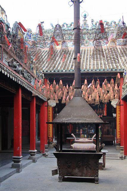 Chua Ba Pagoda, Cholon, Ho Chi Minh City, Vietnam