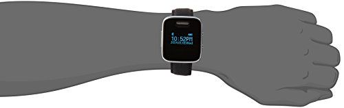 Victory Wireless Bluetooth Smartwatch with Caller ID, Black 24.50  #33107 #Black #Musicplayer #ReceiveandPlaceCalls #SyncPhonebook #VictoryWireless #VictoryWirelessBluetoothSmartwatchwithCallerID,Black Bluetooth SmartWatch