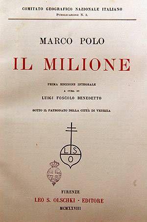 Il Milione (Marco Polo)