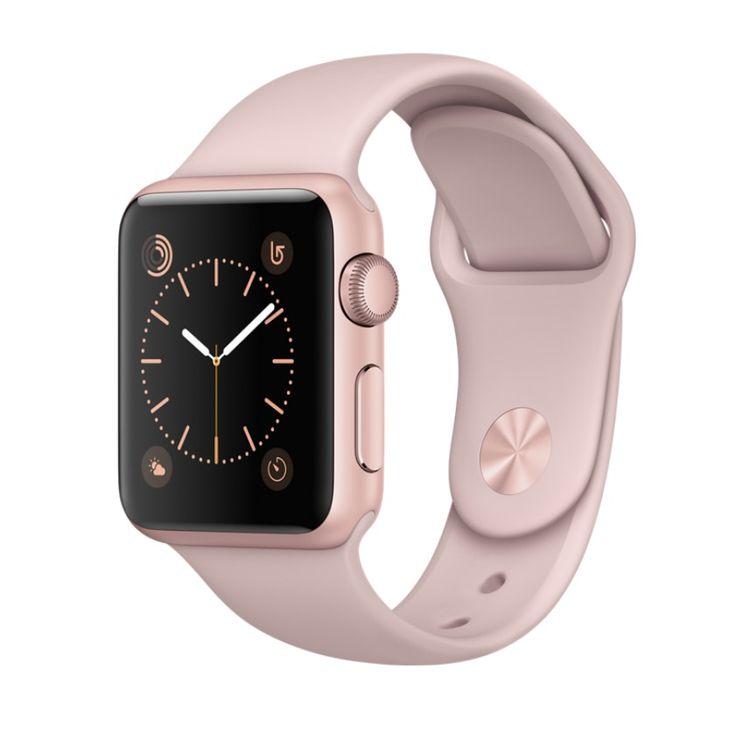 Apple Watch series 2 waterproof in all rose gold .... NEEEED !