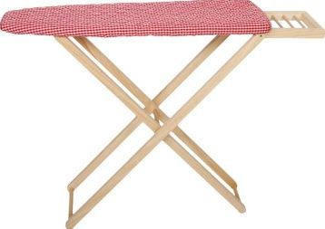 Barrutoys Ironing board `One size Age : 3 years and above Fabrics : Wood, Fabric Length : 86 cm, Length : 22 cm, Height : 63,5 cm. http://www.comparestoreprices.co.uk/january-2017-7/barrutoys-ironing-board-one-size.asp