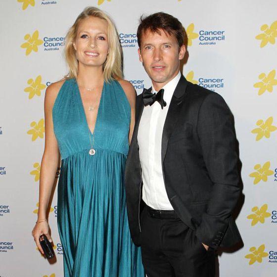Sofia Wellesley wife Of Singer James Blunt Wearing The