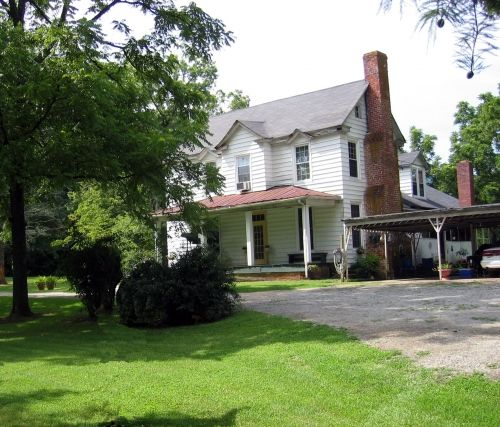 Preservation North Carolina - Historic Properties for Sale - The Fountain