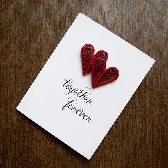 Tarjeta De Aniversario Aniversario Personalizado Tarjeta De Etsy In 2021 1st Anniversary Cards Anniversary Cards For Husband Anniversary Greeting Cards