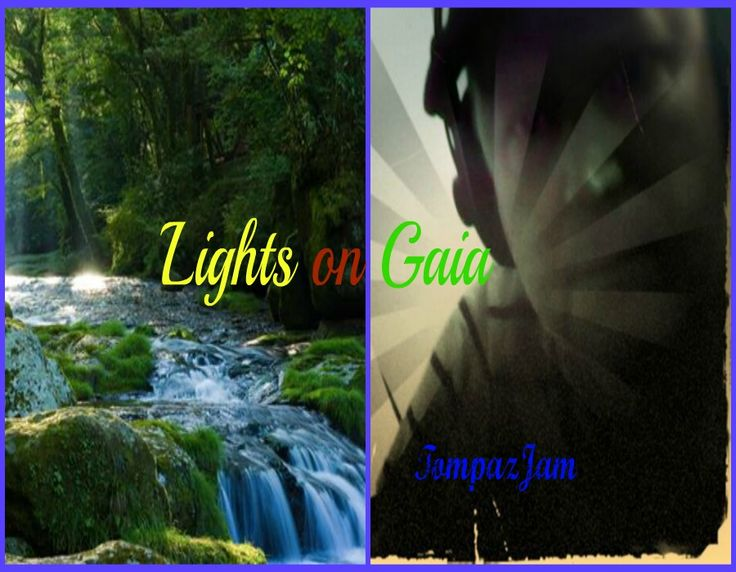 Lights On Gaia 2014-09-06 new 4track album ambient Odes to Gaia or another cry from the wilderness for to shine some Light on Our amazing Planet with a plead to treat her as our own mother Music is made and produced by TompazJam album site: https://tompazjam.bandcamp.com/album/lights-on-gaia hope you enjoy the ride Peace&Love