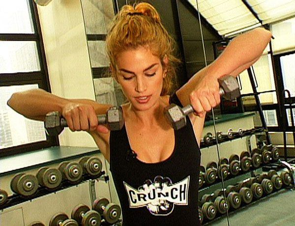 cindy diet & exercise