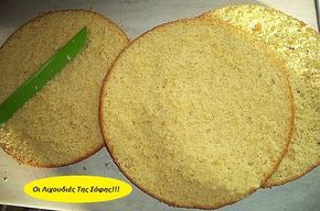 Παντεσπάνι κι ο τρόπος που το φτιάχνουμε .Ιδανικο για τούρτες !! ~ ΜΑΓΕΙΡΙΚΗ ΚΑΙ ΣΥΝΤΑΓΕΣ