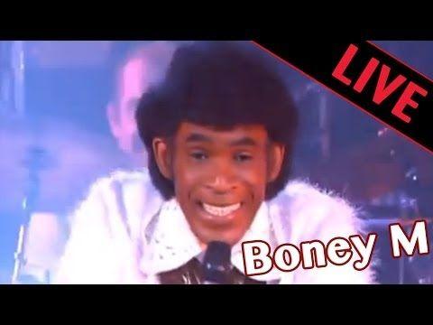 ▶ Boney M - Best of - LIVE - Les Années Bonheur - Patrick Sébastien - YouTube