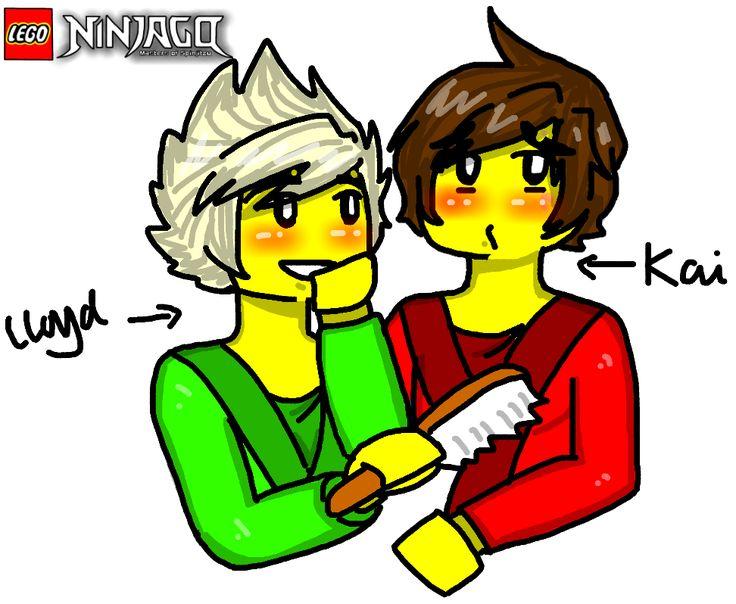 Image result for ninjago lloyd x kai fanfiction lemon - Lego ninjago d or ...