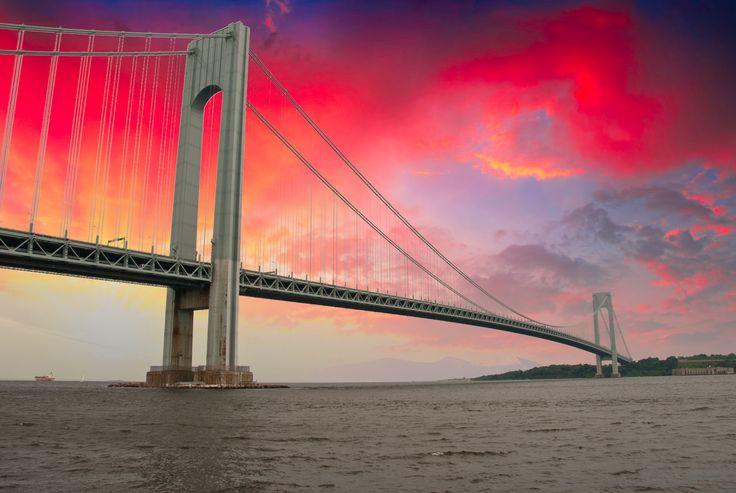 Puente de Verrazano-Narrows en Nueva York---> http://www.despegar.com/