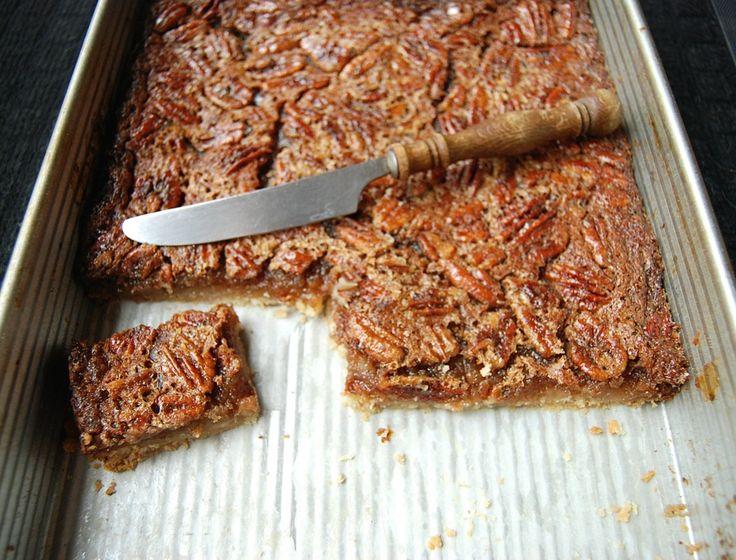 pecan pie shortbread bars shortbread bars shortbread recipes pecan ...